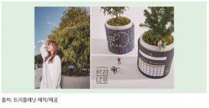 Exhibit 4. 트리플래닛 비즈니스 모델 3기 - 소사이어티와 반려나무